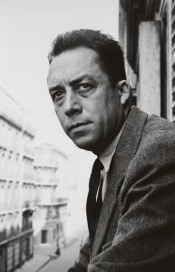 l'écrivain Albert Camus
