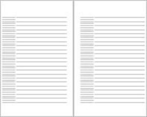 fond de pages Colombus The Concept Book