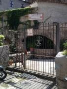 Entrée du musée du papier à Amalfi