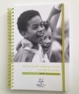 un cahier personnalisé pour les partenaires de l'institution