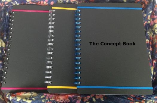 The Concept Book crée et édite en France des cahiers et carnets